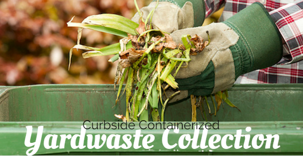 Curbside Containerized Yardwaste Collection