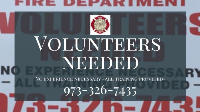 MTFD Volunteers Needed