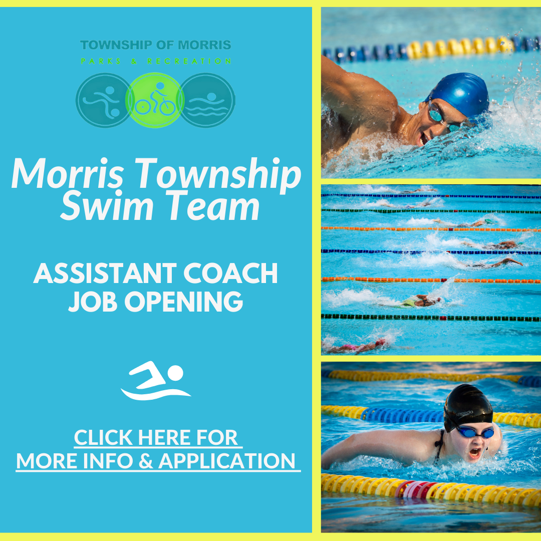 Asst. Swim Team coach